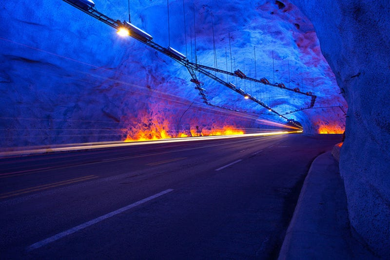 These Extraordinary Tunnels Look Like Gateways to Other Worlds