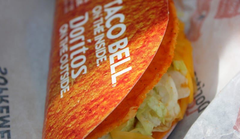 Federal Prison Inmate Suing Taco Bell For Stealing His Doritos Idea