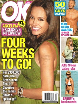 This Week In Tabloids: You Know Things Are Bad When The Cellulite Issue Hits Stands