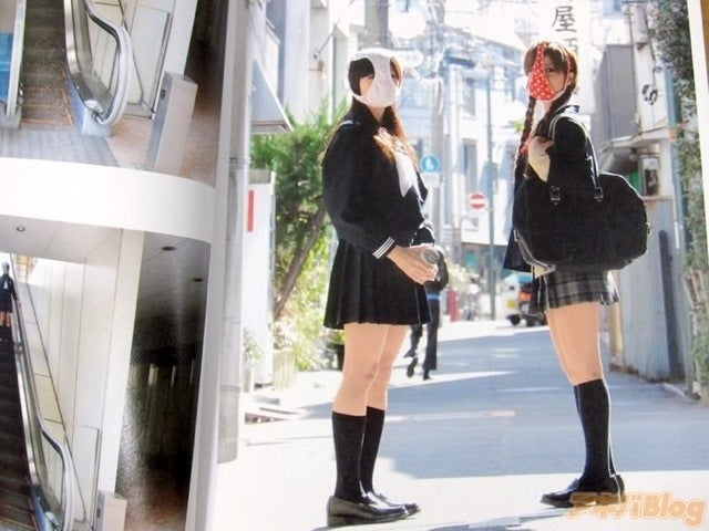 Blame Japan's Perverted Superhero for This Panty Insanity