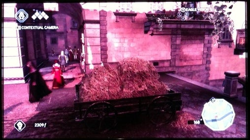 So, the Haystacks of Assassin's Creed II - Are They Any Bigger?