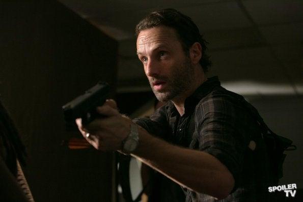 The Walking Dead Episode 3.08 Promo Photos