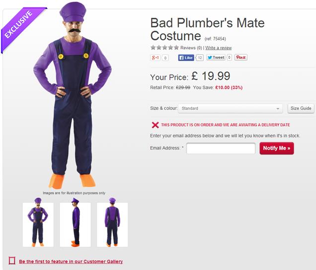 8/25/2014: Bad Plumber's Mate