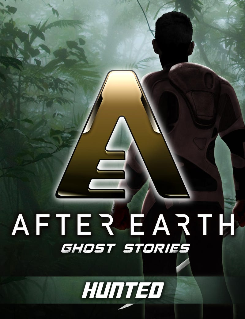 How did humans colonize space in Will Smith's After Earth? An Exclusive Look at Peter David's Prequel Story