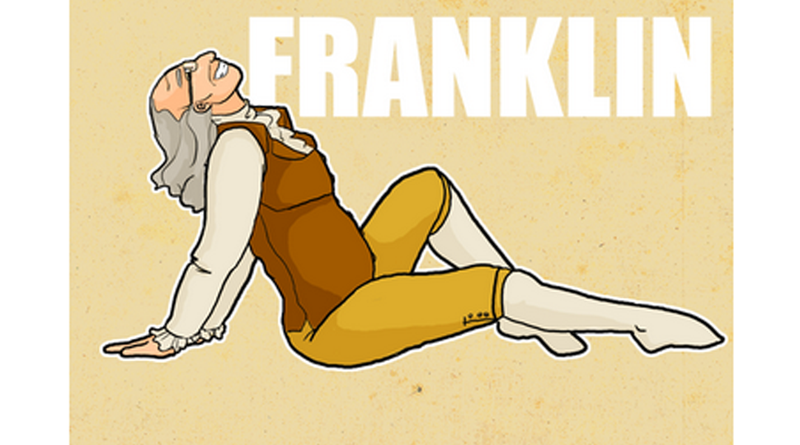 These Pin-Ups of the Founding Fathers Are (Surprisingly?) Sexy