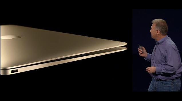 Oh Good God It's a Gold MacBook