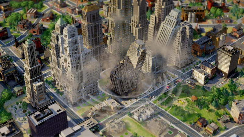 """EA Labels President Calls DRM a """"Failed, Dead-End Strategy,"""" Says SimCity """"Plays Like an MMO"""""""