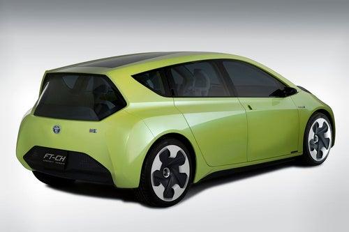 Gallery: Toyota FT-CH Concept, 2010 Detroit Auto Show