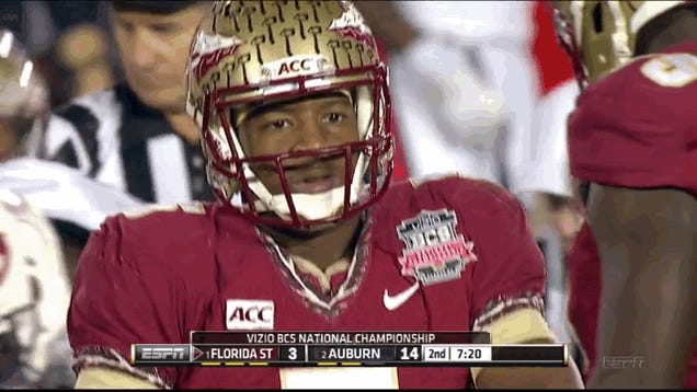 Florida State Had A Horrible First Half