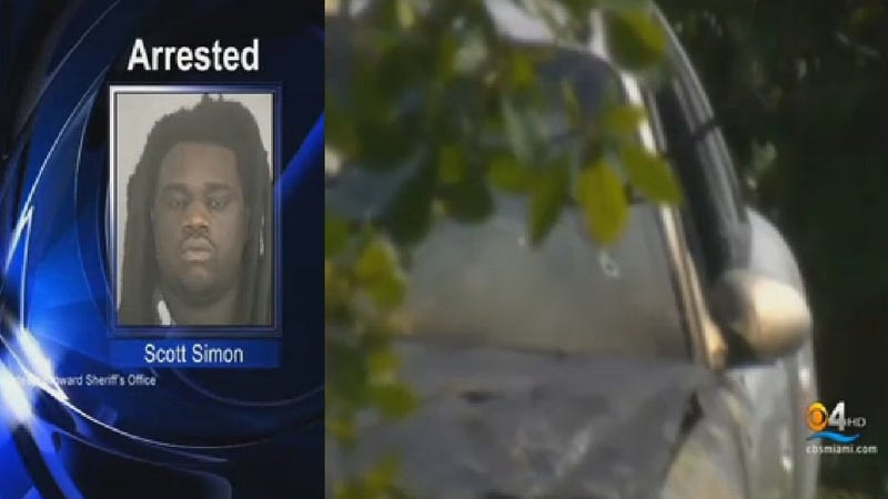 Florida Man Reveals Murder Plans to Police After Butt-Dialing 911