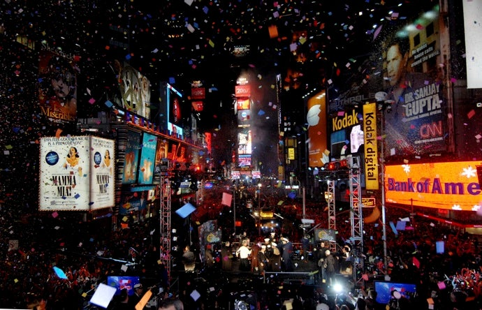 The Most Terrifying New Year's Eve Party Invitations You've Sent Us