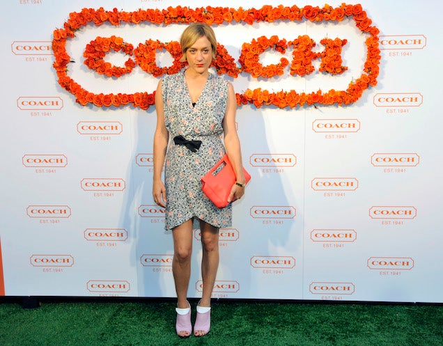 """What Is Chloe Sevigny Using Her """"15-Year-Old Macbook"""" For?"""