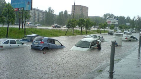 In Russia, Nature Hates YOU!