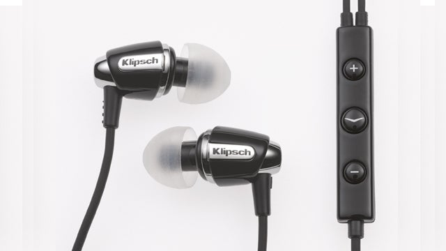 These Klipsch Earphones Are Your Cheap-But-Decent Deal of the Day