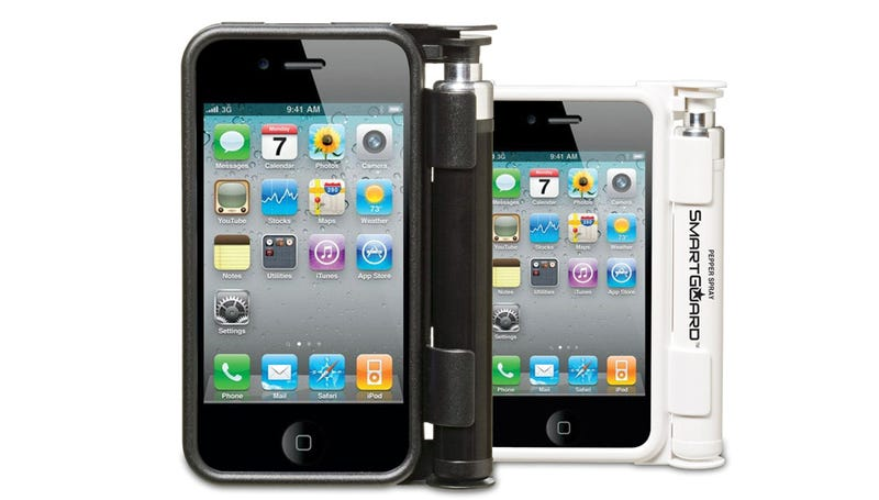Pepper Spray iPhone Case Takes Personal Safety a Bit Too Far