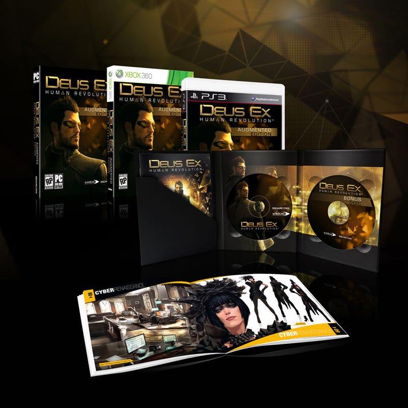 Deus Ex: Human Revolution Gets A $10 Augmentation