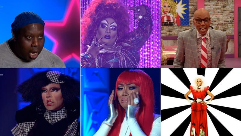 New Footage From RuPaul's All Stars Drag Race Looks Sickening