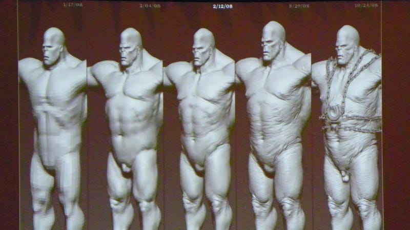 God of War III's Gigantic Titan Was Better Endowed Than You Might Think
