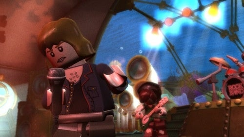 LEGO Rock Band Ships With 45 Songs, Music Censorship