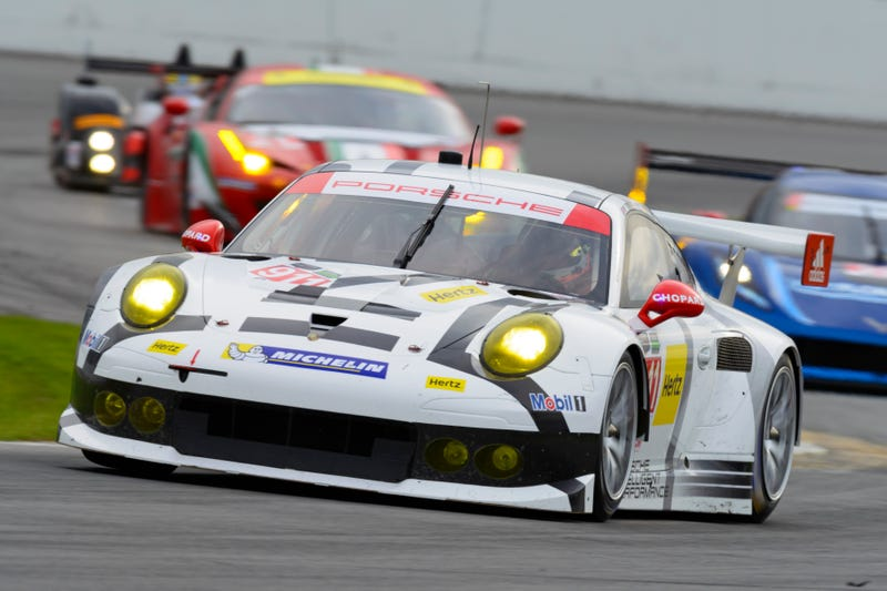 The Ten Best Race Cars From 2015