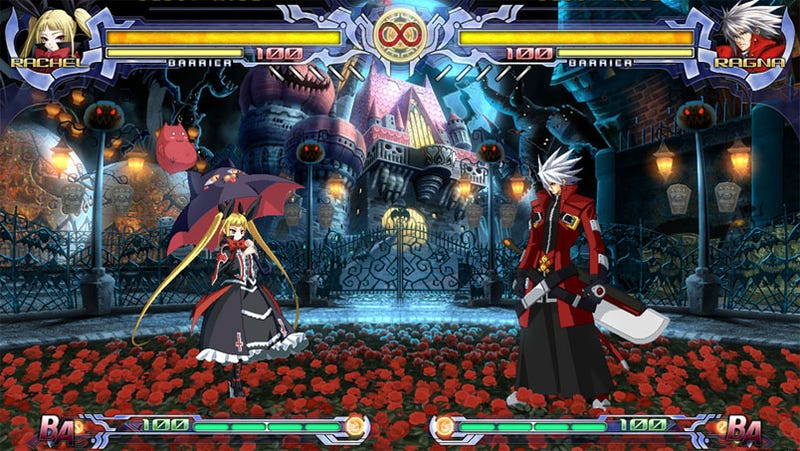 More 2D Fighting Comes To PS3, Xbox 360 With BlazBlue