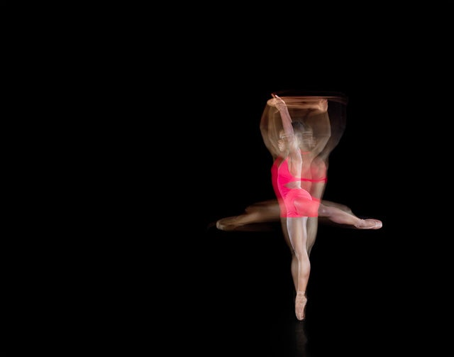 These Mesmerizing Photos Capture Dynamic Ballet Dancers in Midair
