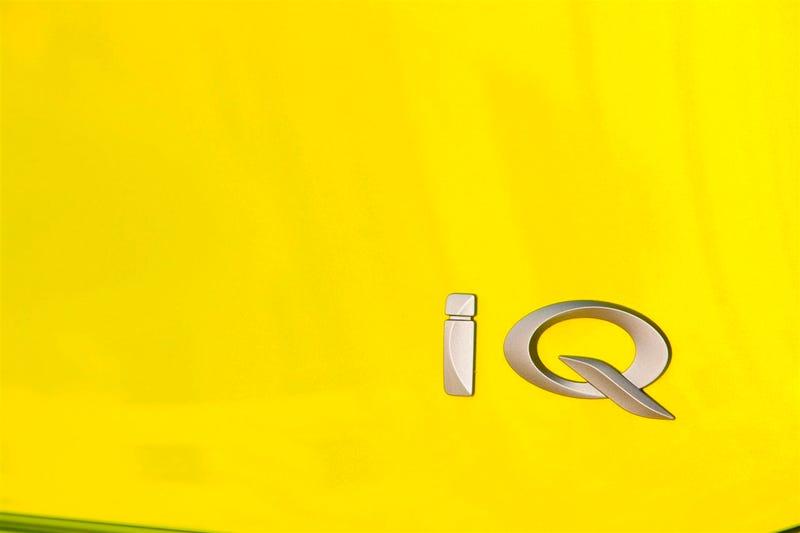 Scion iQ Concept Mega Gallery