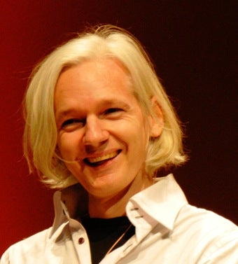 Wikileaks Founder Thinks Everyone's Out to Get Him: Don't Buy It