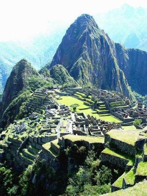 Global Warming Gave Rise to the Inca Empire