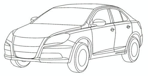 Suzuki Kizashi Images Leaked; Crayola Exterior Color Scheme Suspected
