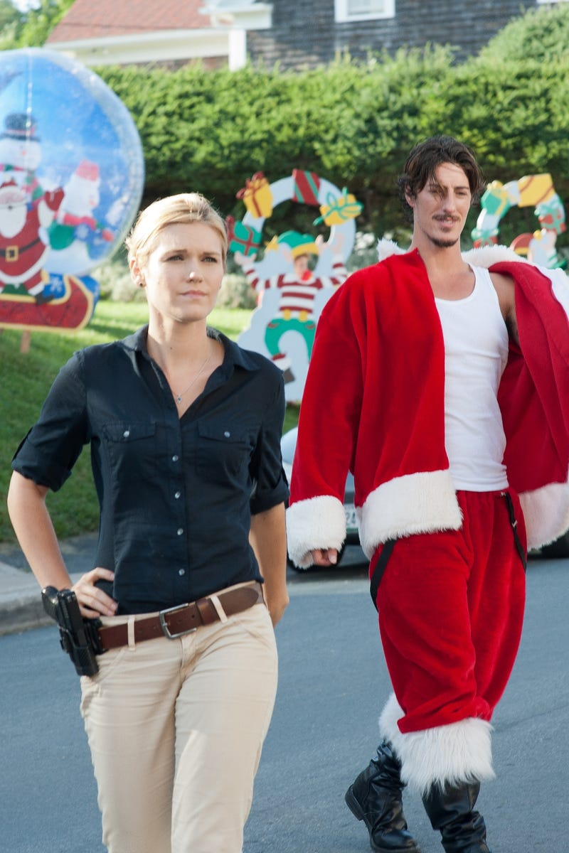Haven Christmas Episode Pictures