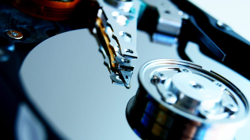 New Hard Drives Have More Bits Per Square Inch Than the Milky Way Has Stars