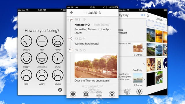 Narrato, the Automatic Personal Journal, Goes Free for the Weekend