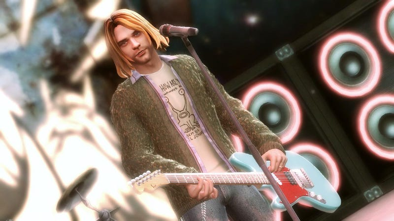 Activision Learns Lesson, Drops Celebrities From Guitar Hero
