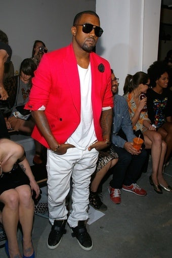 Kanye West's Excuse for Not Doing a Clothing Line: Lindsay Lohan