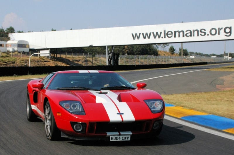 How To Lap Le Mans In a Ford GT ...In 40 Years
