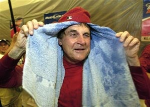 Tony LaRussa Will Drive The Cardinals Car Again
