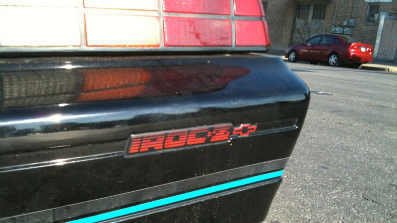 The Sun's Always Shining On An IROC-Z Camaro