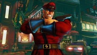<i>Street Fighter V</i>is Bringing Bison Back