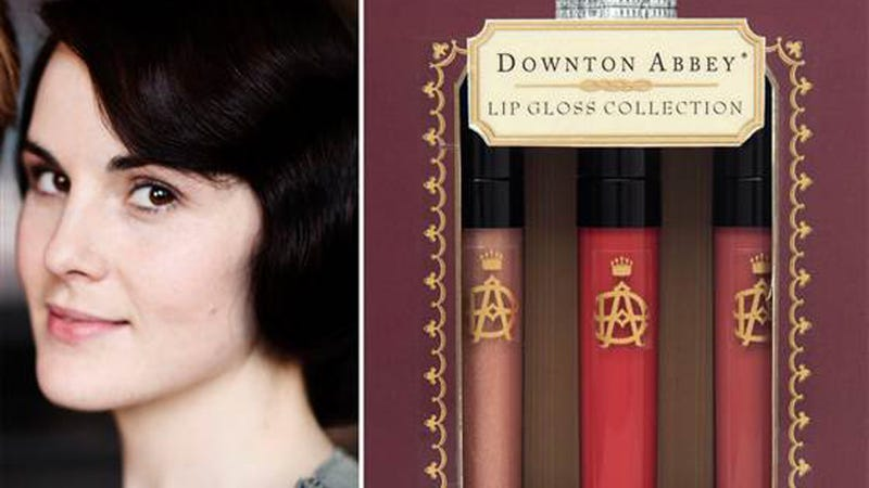 Spackle Your Face Like Lady Mary With the Downton Abbey Makeup Line