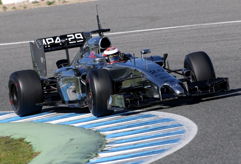 F1 heads into the second Test session!