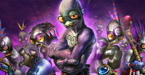 Is There A New Oddworld Game On The Way?