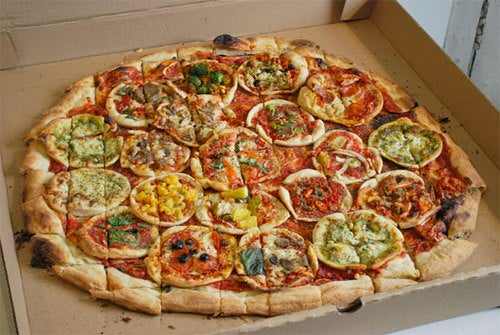 Recursive Pizza Topped With Smaller Pizzas Requires Advanced Degree to Eat