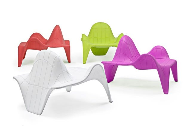 These Mathematical Lawn Chairs Make It Easy to Solve for Ass
