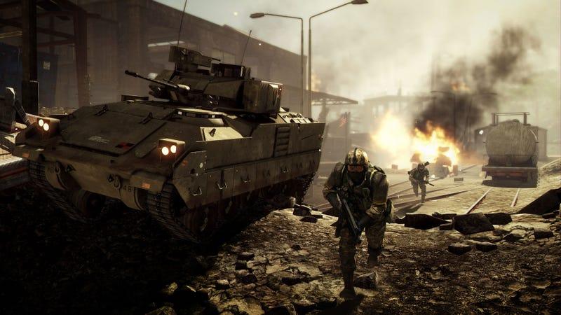 "EA's ""Project Ten Dollar"" Invades Battlefield Bad Company 2"
