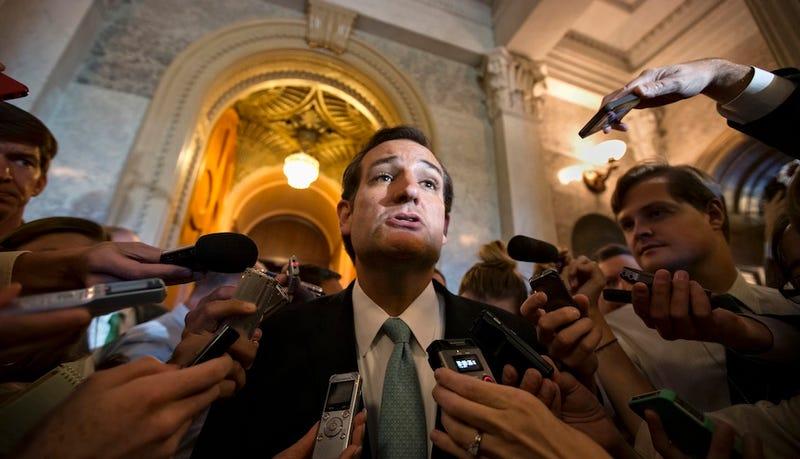 Virginia Republican Totally Shunned Ted Cruz Last Night