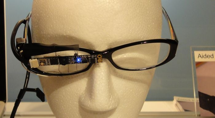 """Lifeblogging"" Sony Glasses Go Beyond Mere Eye-Tracking"