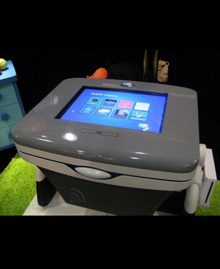 ToyQuest Touch Table Turns Your Little Treasure into a Baby Bill Gates