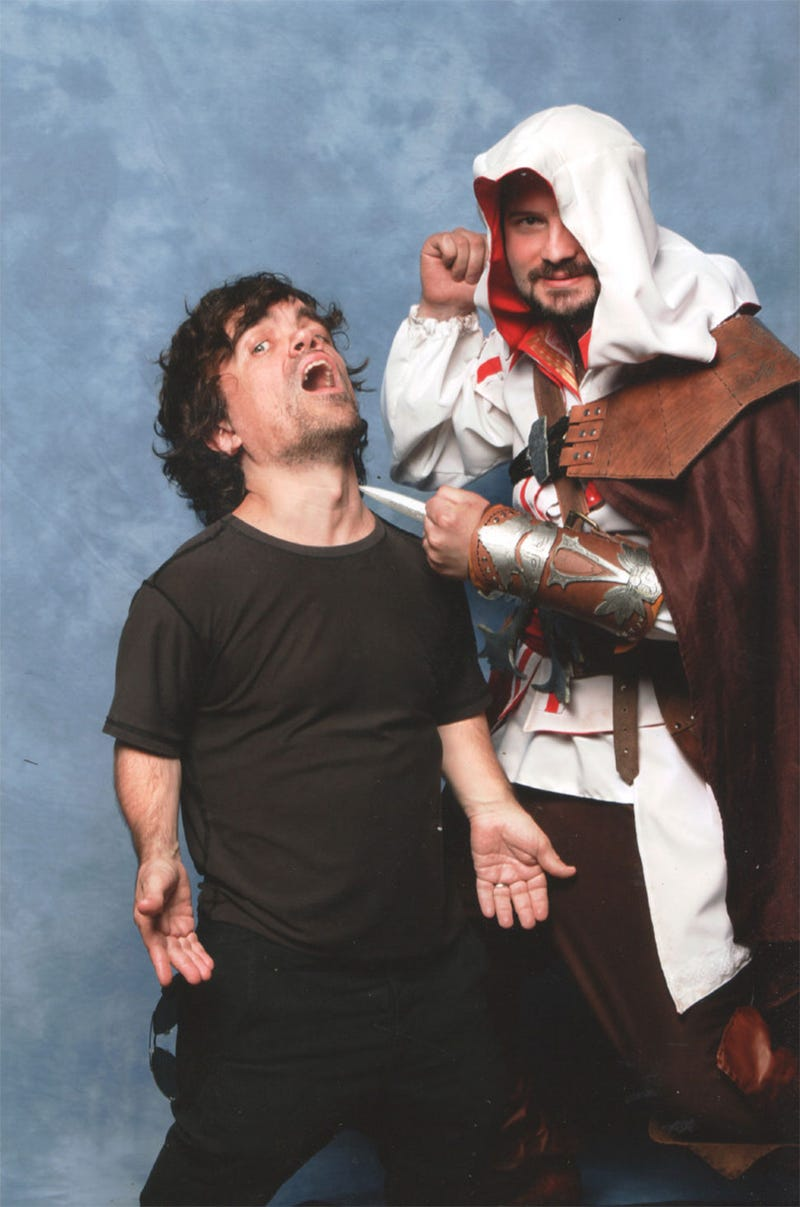 Ezio, Your next Target Is...Tyrion Lannister