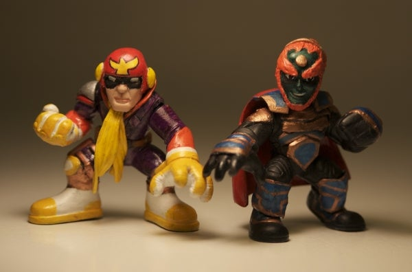 Super Smash Bros. Action Figure Brawl